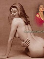 Madhuri Dixit Nude