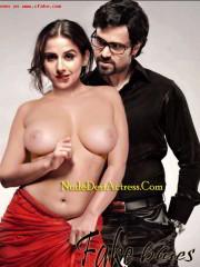 Vidya Balan Nude