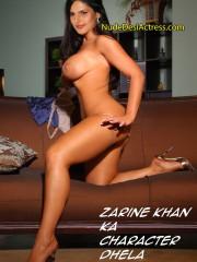 Zarine Khan Nude - NudeDesiActress.com