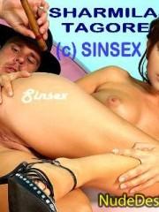Sharmila Tagore Nude
