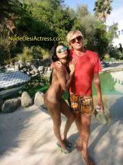 Sherlyn Chopra Nude