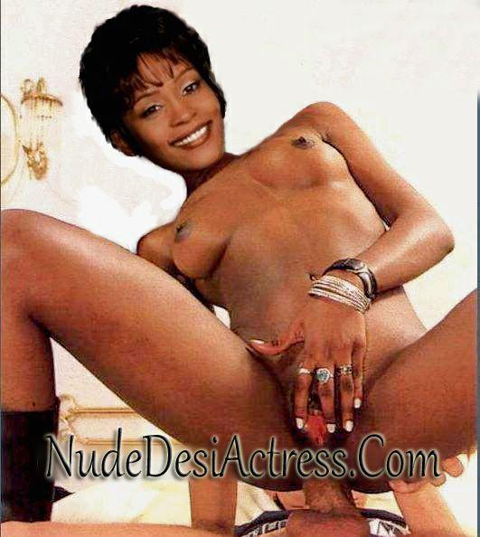 Whitney houston porn pics