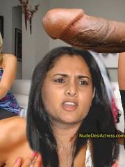 Divya Spandana Nude