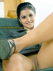 Remya Nambeesan Nude