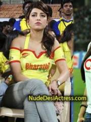 Nude Shruti Haasan
