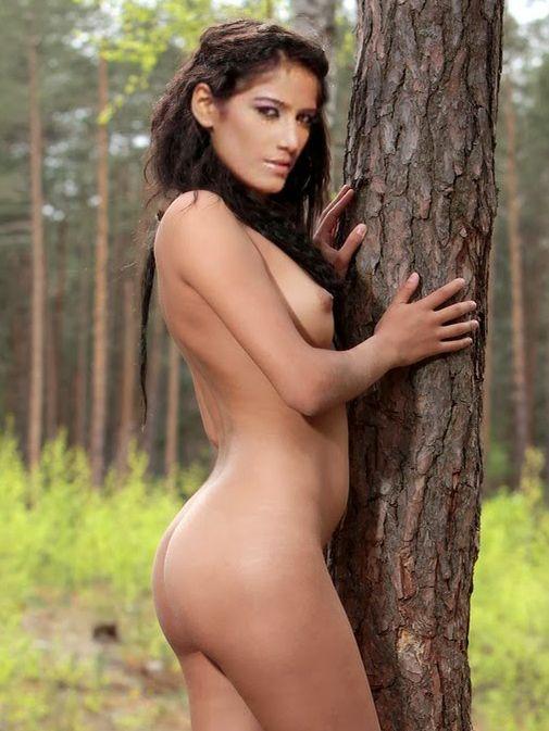 Naked Poonam Pandey Free