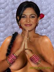 Ami Trivedi Nude