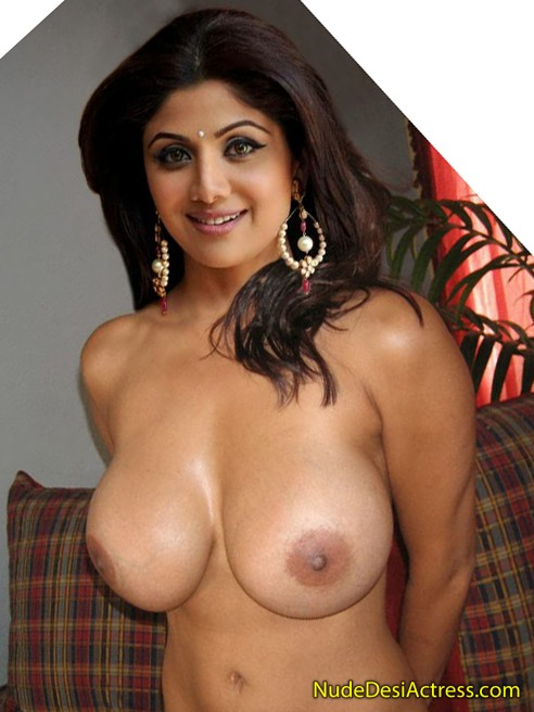 Shilpa shetty nude fakes message