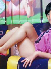 Anushka Shetty Nude pussy