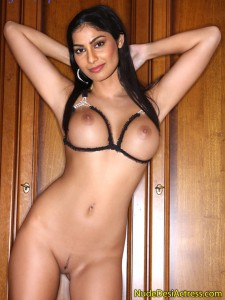 Nude boobs Puja Gupta shaved pussy