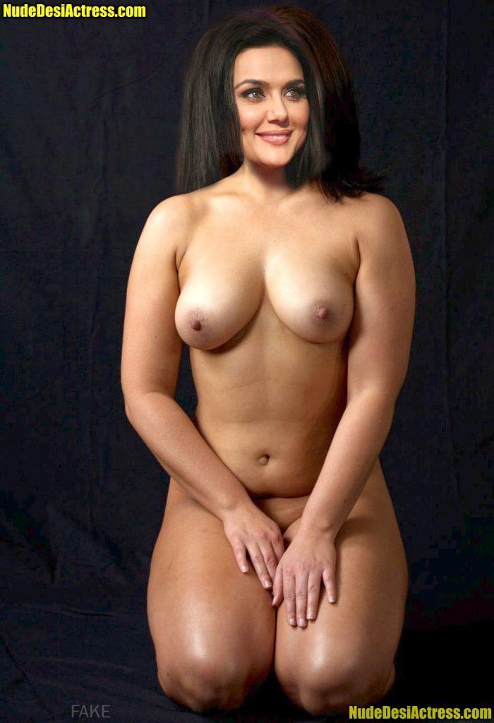 Preity Zinta Nude Celebrity Pics