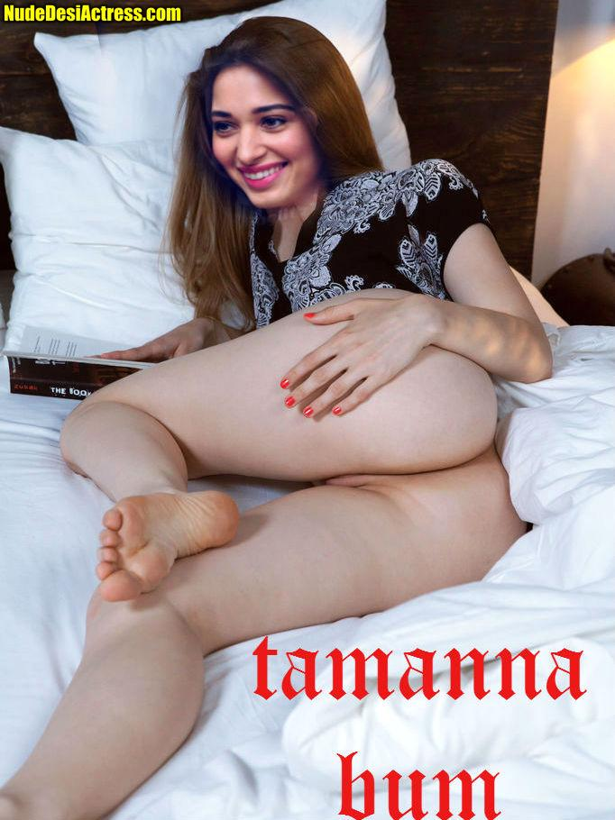Tamannaah nude ass naked sexy legs on bed xxx
