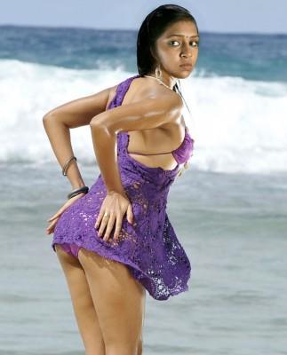 Naked thigh Lakshmi Menon mallu ass hot bra in beach