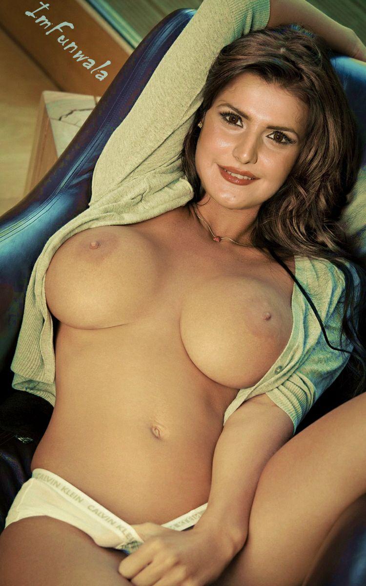 Zarine Khan Nude Fake Album