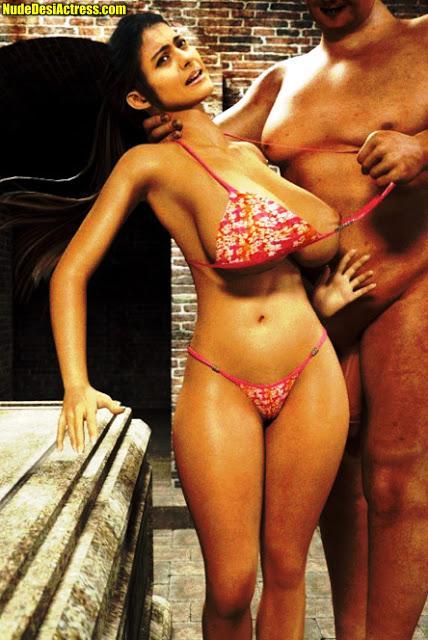 Nude navel Kajol bikini hardcore bra removed xxx nipple 4