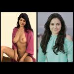 deepika bakes nipple boobs and navel show