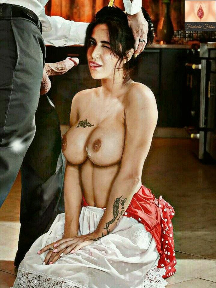 Katrina kaif topless forced blowjob fake big boobs pic