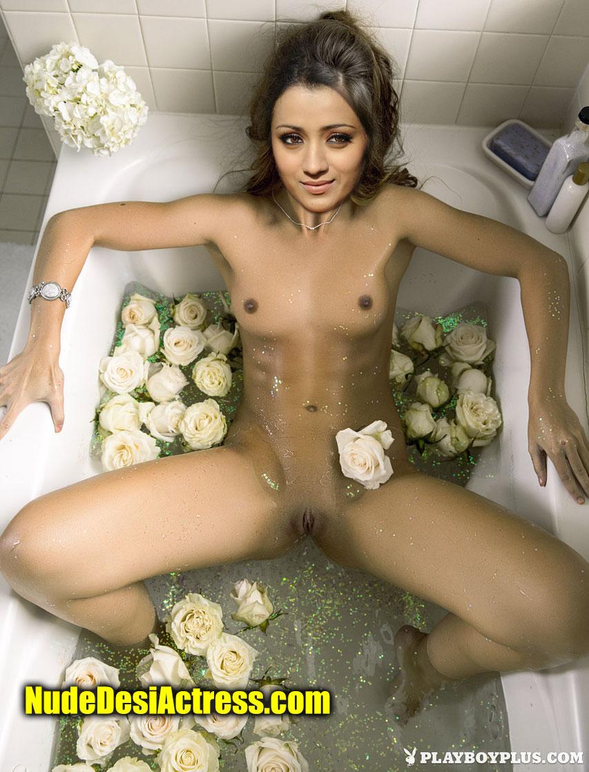 Trisha Nude